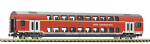 Fleischmann 862704 DBAG Sudostbayernbahn 1st/2nd Class Bi-Level Coach VI